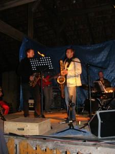 Jazz ve dvoře 2012